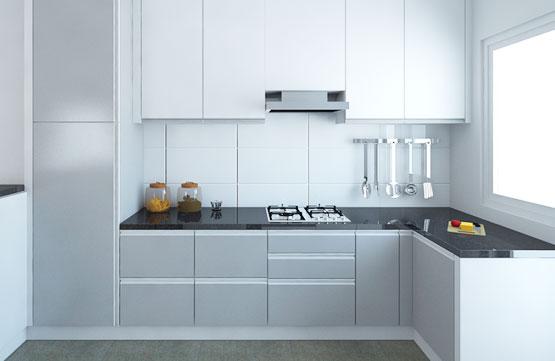 Creating a Unique L-Shaped Kitchen Countertop Design